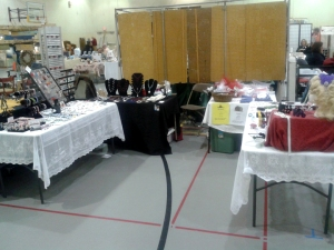 Mead Craft Fair Booth