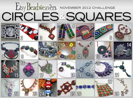 EtsyBeadweavers November Challenge