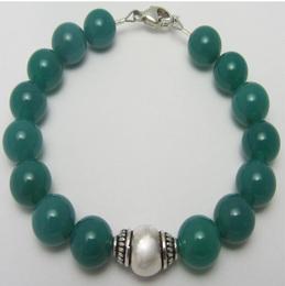 Green Onyx Bracelet - $79