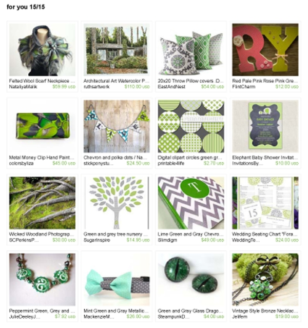 Forest Green Handmade Gifts